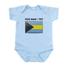 Bahamas Flag (Custom) Body Suit