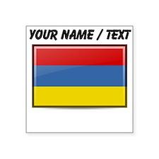 Armenia Flag (Custom) Sticker