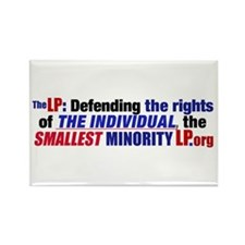 Defending Rights Refrigerator Magnet