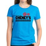 Women's Crockett Teal T-Shirt