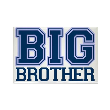 big brother varsity Rectangle Magnet