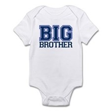 big brother varsity Infant Bodysuit