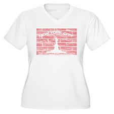 NYC Brick Plus Size T-Shirt