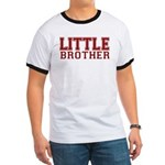 ADULT SIZES little brother varsity Ringer T