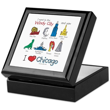 Kids Stuff Keepsake Box