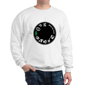 What the Duck: Dial Sweatshirt