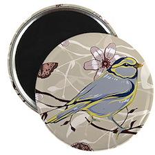 Birds and Butterflies Magnet