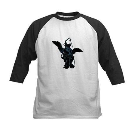 Powerful Angel Kids Baseball Jersey