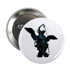 "Powerful Angel 2.25"" Button (100 pack)"