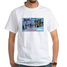 Cheboygan Michigan Greetings Shirt