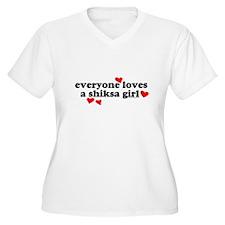Shiksa Girl T-Shirt
