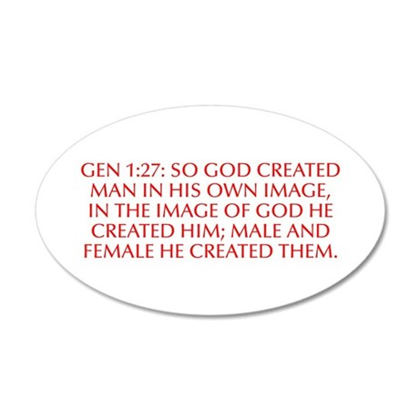 Gen 1 27 So God created man in his own image in th