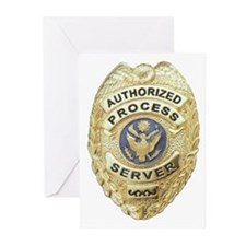 Process Server Greeting Cards (Pk of 10)
