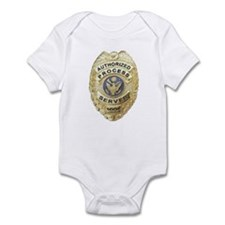 Process Server Infant Bodysuit