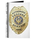 Process Server Journal