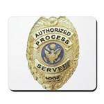 Process Server Mousepad