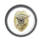 Process Server Wall Clock