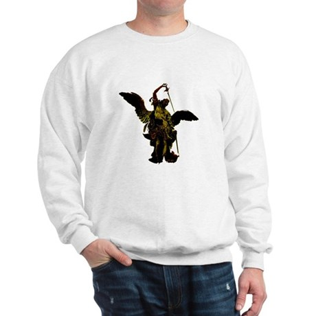 Powerful Angel - Gold Sweatshirt