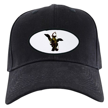 Powerful Angel - Gold Black Cap