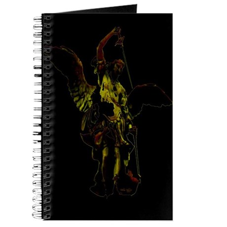 Powerful Angel - Gold Journal