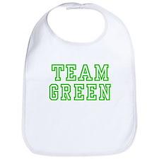 Team Green Bib
