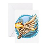 Pathfinder Badge Greeting Cards (Pk of 10)
