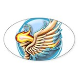 Pathfinder Badge Oval Decal
