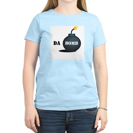 Da Bomb Women's Light T-Shirt