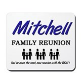 Mitchell Family Reunion Mousepad
