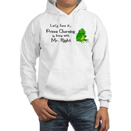 Prince Charming Hooded Sweatshirt
