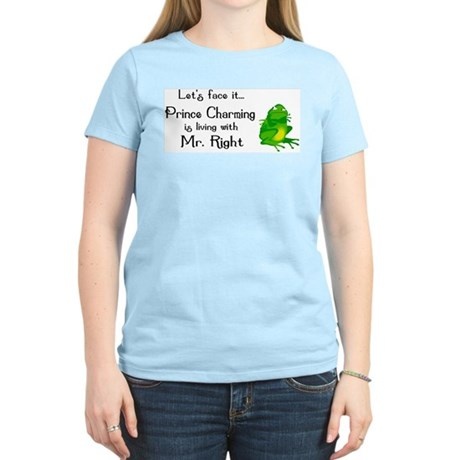 Prince Charming Women's Light T-Shirt