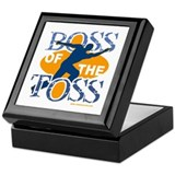 Boss Male Keepsake Box