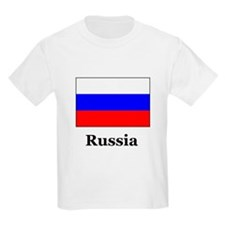Russia Culture and Heritage T-Shirt
