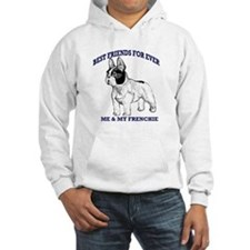 Cute French french bull dog Hoodie