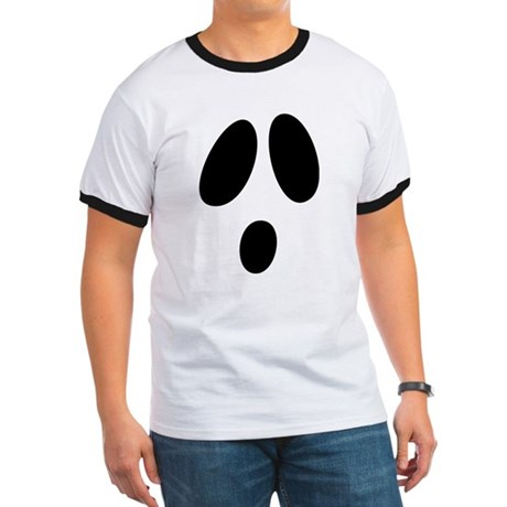 Ghost Face Ringer T