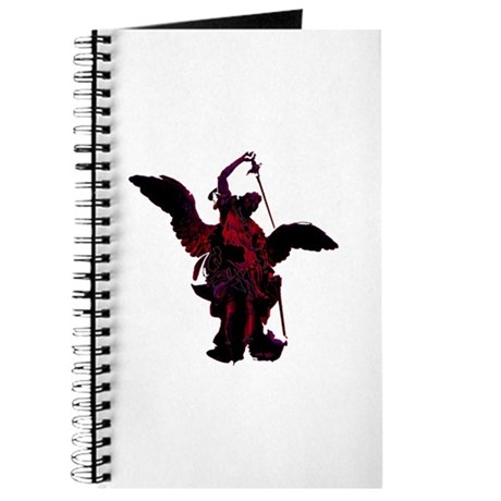 Powerful Angel - Red Journal