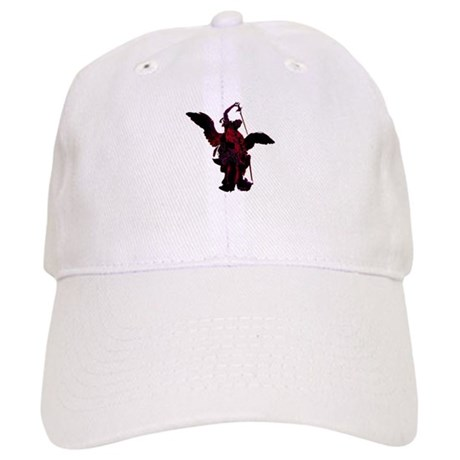 Powerful Angel - Red Cap