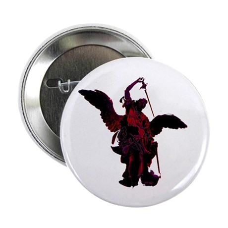 "Powerful Angel - Red 2.25"" Button (10 pack)"