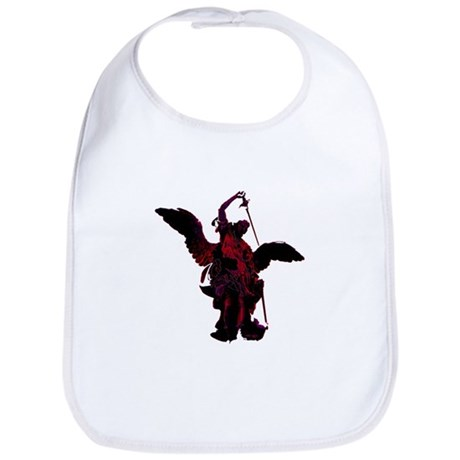 Powerful Angel - Red Bib
