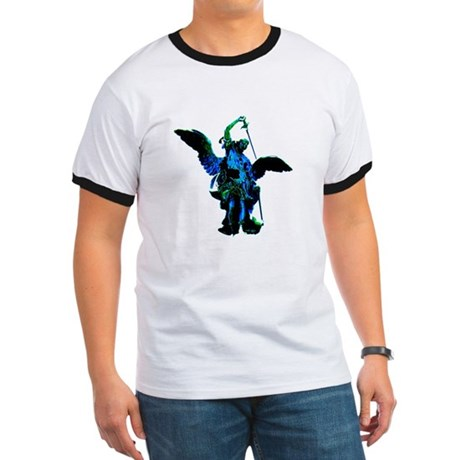 Powerful Angel - Blue Ringer T