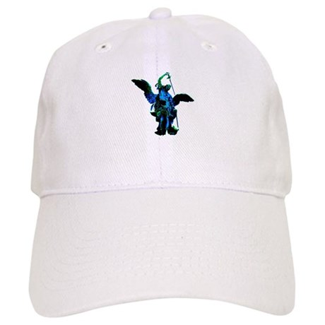 Powerful Angel - Blue Cap