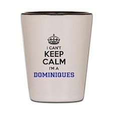 Cool Dominique Shot Glass