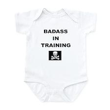 Badass in training