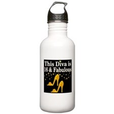 GORGEOUS 16TH Water Bottle