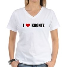 I Love Koontz Shirt