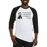 Henry David Thoreau 30 Baseball Jersey