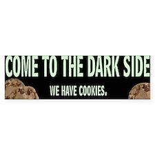 Dark Side Bumper Bumper Sticker
