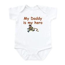 My Daddy is my hero Onesie