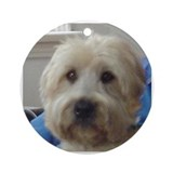 Charlie Ornament (Round)