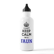 Cute Faun Water Bottle